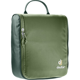 Deuter Wash Center II Bolsa Neceser Baño, khaki-ivy